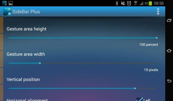 sidebar plus espectacular multitarea para cualquier terminal android 1 Sidebar plus, espectacular multitarea para cualquier terminal Android