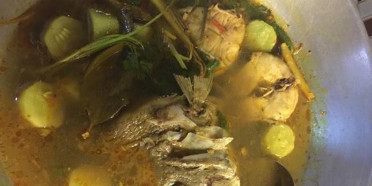 Resep Sop Ikan Ala Mak Beng Oleh Astri Mulandari