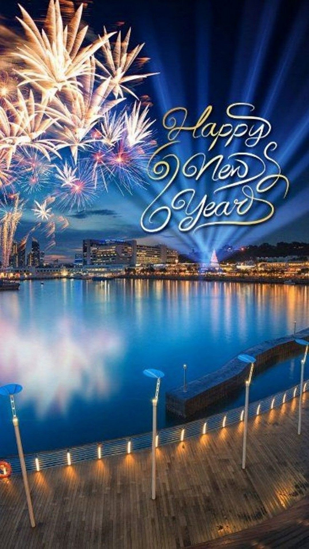 Wallpaper New Year 2018 72 Images