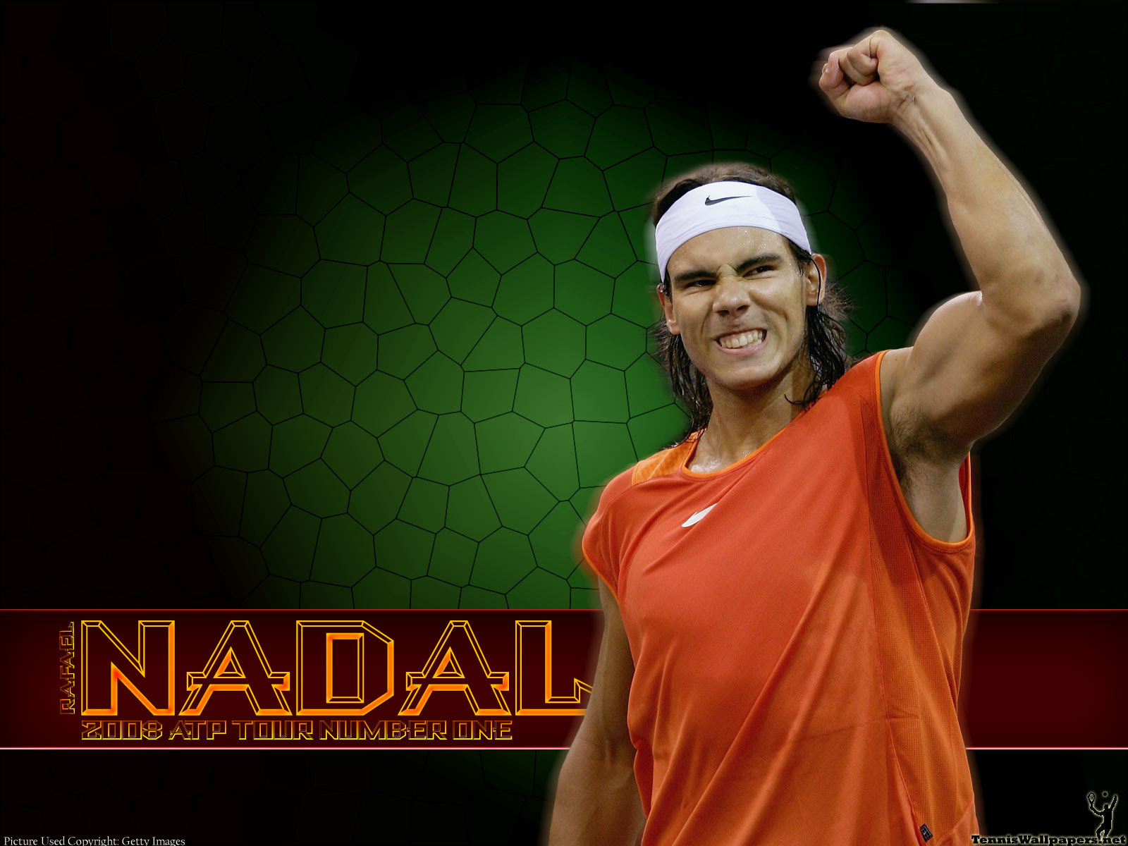 new lifestyle sports: rafael nadal wallpapers