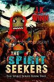 Spirit Seekers by J.K. Winn