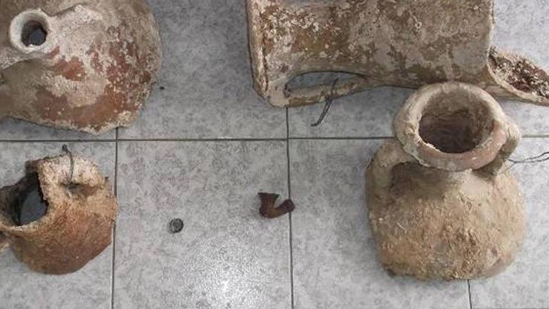 Συνελήφθη στην Κρήτη πρώην αστυνομικός για αρχαιοκαπηλία