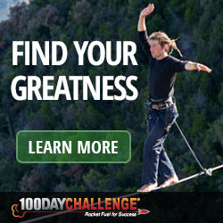 Find Your Greatness - 100 Day Challenge