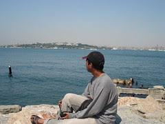 Panorama Istanbul Bhg Europe Dari Istanbul Bhg Asia