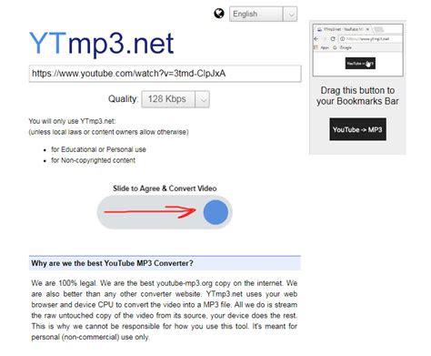 ytmpnet youtube mp client side converter review