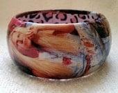 Nelson twins bangle bracelet - joydiversions