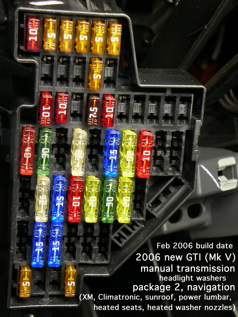 2007 Volkswagen Gti Fuse Box Wiring Diagram Site Ware A Site Ware A Cinemamanzonicasarano It