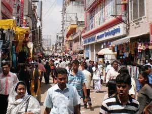 T Nagar Shops