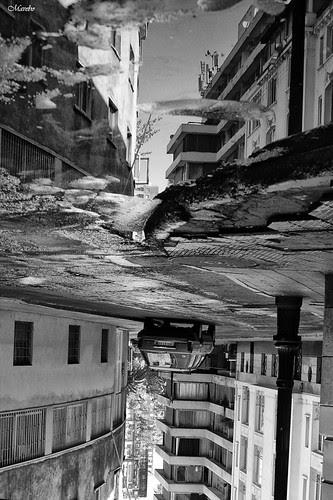 Reflejos de la ciudad by Alejandro Bonilla