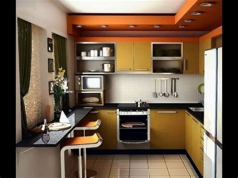 simple  small kitchen design ideas  small space