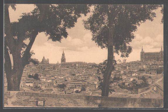 Almeces de la Ermita del Valle a inicios del siglo XX