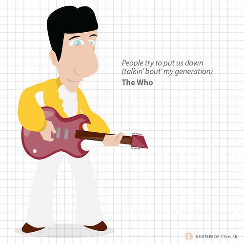 The Who • Qual é a música?