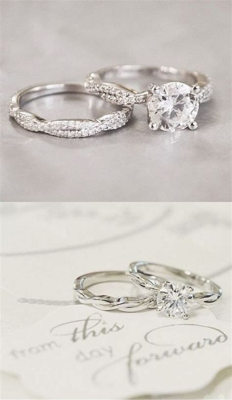 20 Twisted Engagement Rings: A New Wedding Trend   crazyforus