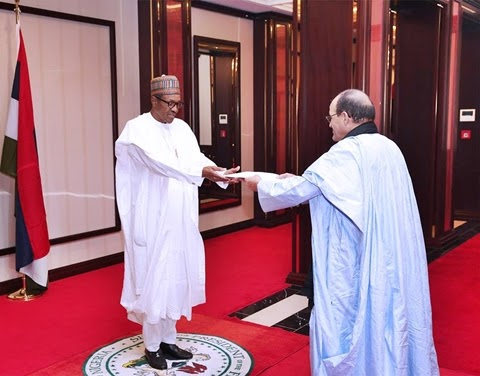 We Will Support Creation of Saharawi Arab Democratic Republic -- Buhari Declares