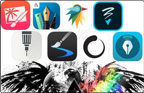 drawing apps  ipad  freepaid apps