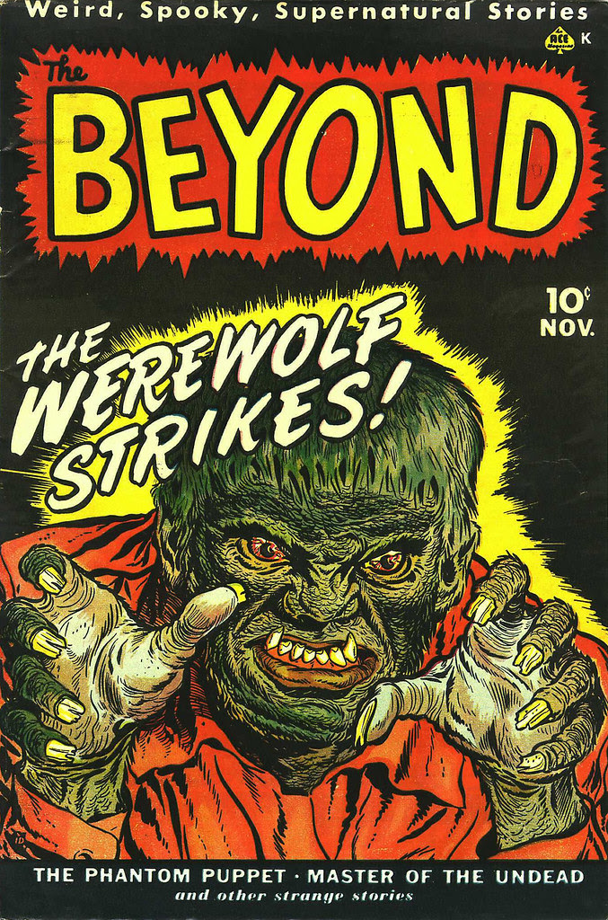 The Beyond #1 (Ace, 1951)