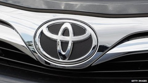 Toyota and Nissan recall 6.5 million cars over airbags.