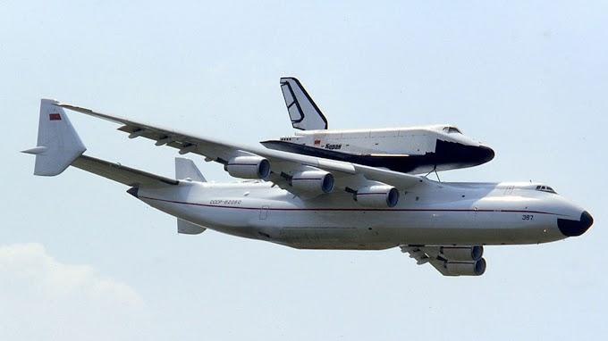 Por que o An-225 Mriya é tão impressionante