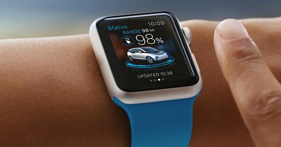 BMW i Remote Will Be First Car App For Apple Watch  Digital Trends