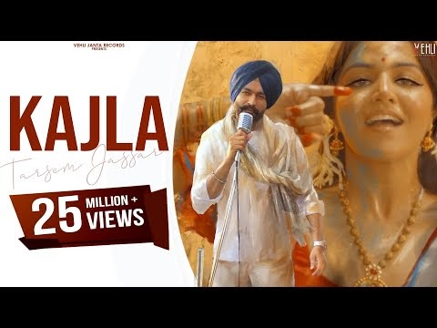 Kajla Lyrics - Tarsem Jassar ft Wamiqa Gabbi | My Pride Album