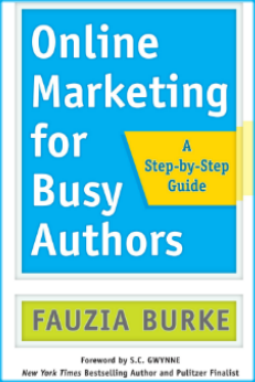 busy authors book