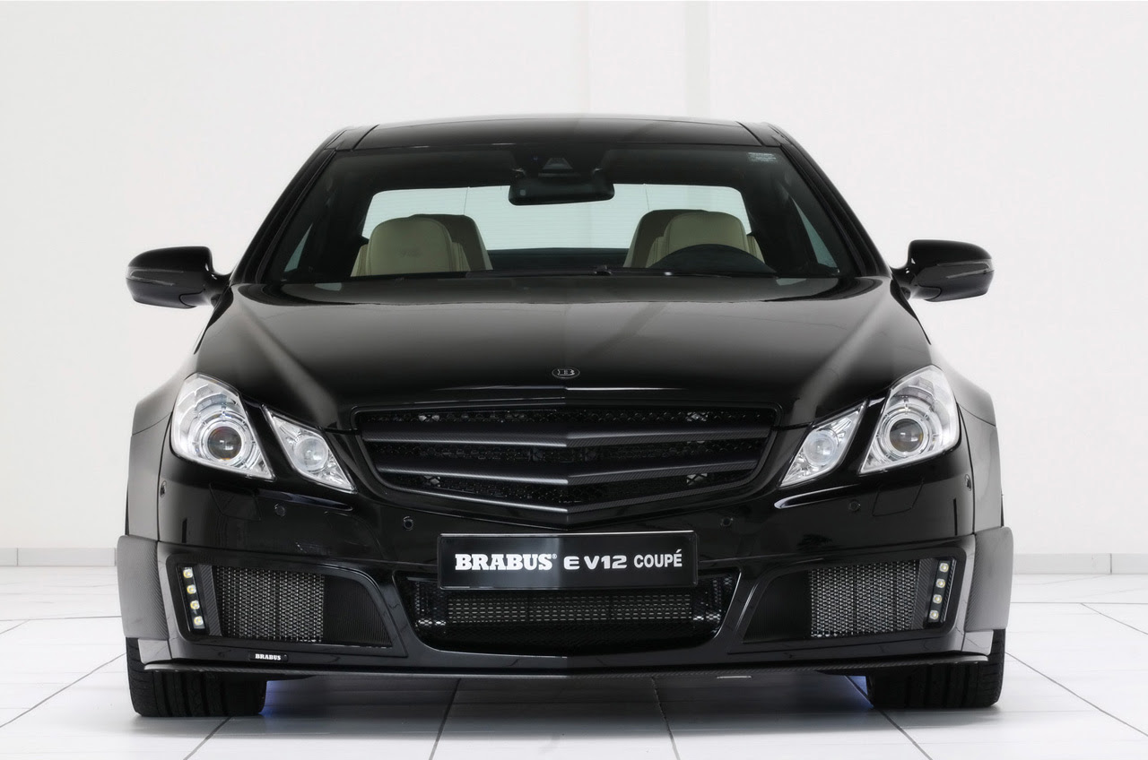 2010 Brabus Mercedes Benz E V12 Coupe Specs, Pictures & Review