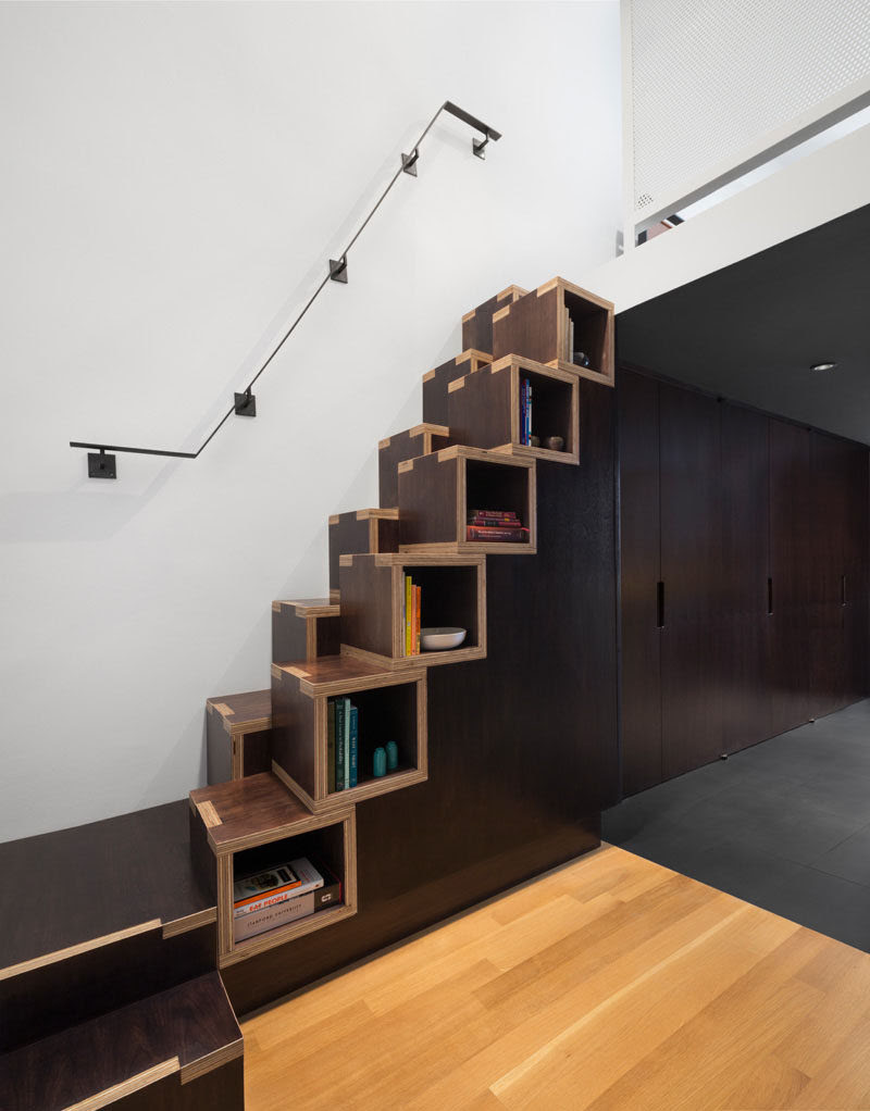 13 Stair Design Ideas For Small Spaces Contemporist