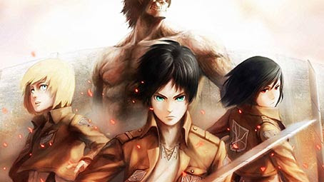 Attack On Titan Theme For Windows 10 8 7