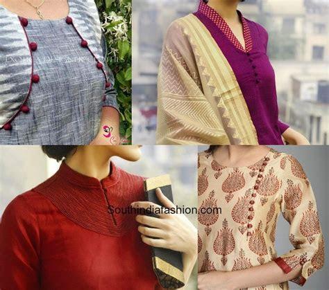 Latest Salwar Kameez Neck Designs ? South India Fashion