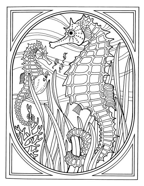 advanced coloring pages  animals coloring home