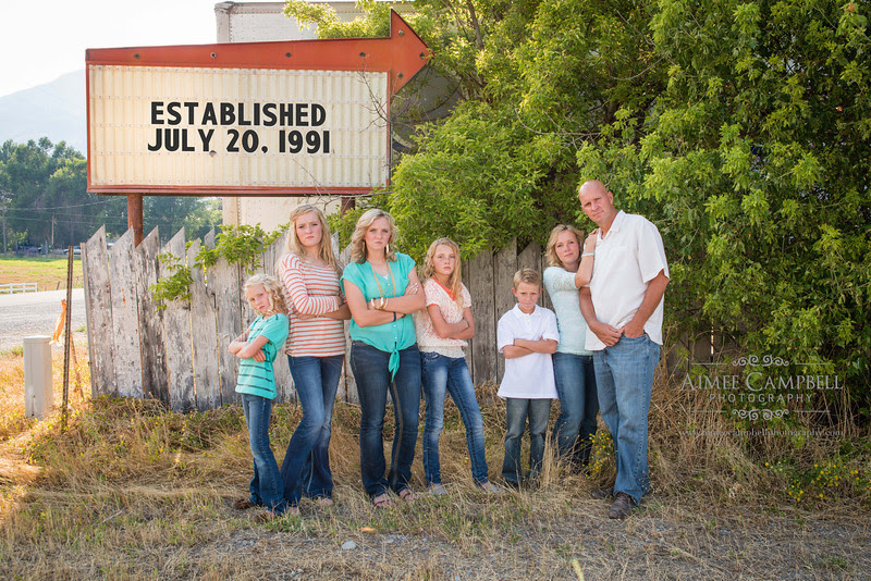Northern Utah Family Photography
