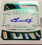 Panini America 2012-13 Flawless Basketball Autograph Mem (51)