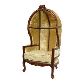 Shop Oriental Furniture Classic European Accent Chair at Lowes.