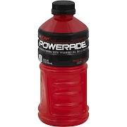 Powerade Ion4 Sports Drink, Fruit Punch - 32 fl oz bottle