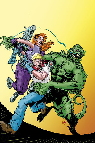 Scooby Apocalypse #14 (Hamner Variant Cover Edition)