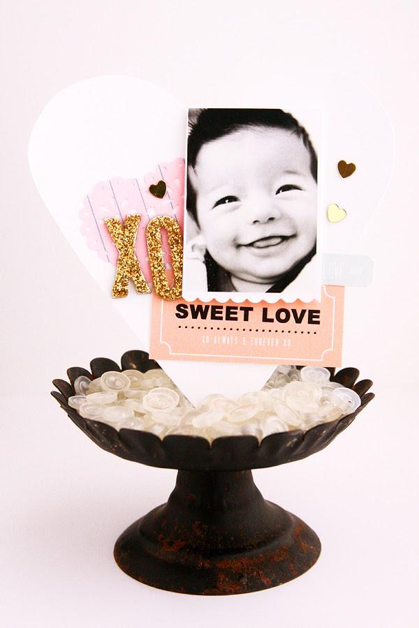 xo sweet love