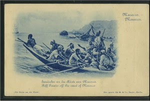 Moorish Pirates of Mediterranean Sea