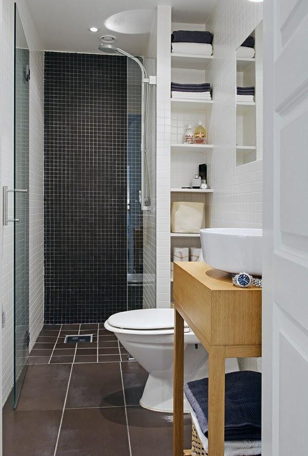 Schöne kleine badezimmer