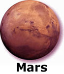 A Mars bolygó