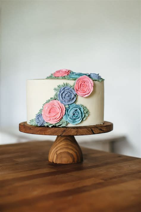 coconut rose cake ? molly yeh