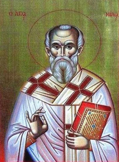 img ST. MILUS, Miles, Hieromartyr Bishop in Persia