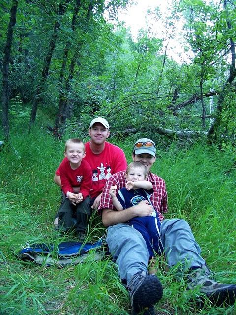 South Fork 23-07-05 - 4boys