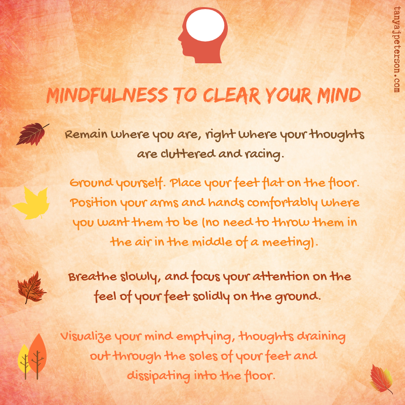 30 Day Mindfulness Experience For Your Life Wellbeing Tanya J