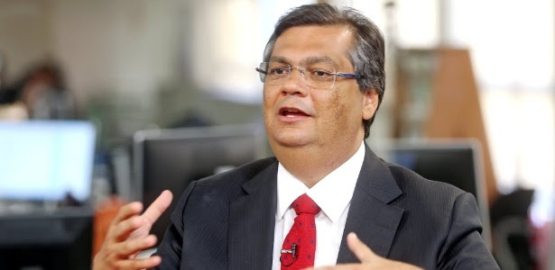 O governador Flávio Dino (foto) se encontrou com Maranhão no fim de semana