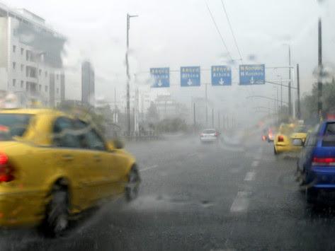 Ο... κακός μας ο καιρός επιστρέφει - Βροχές και καταιγίδες σήμερα