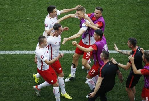 Euro 2016: Ο Μίλικ λύτρωσε τους Πολωνούς! (ΒΙΝΤΕΟ)