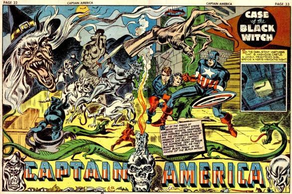 Captain America Comics #8
