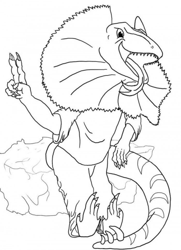 Frilled Shark Pages Coloring Pages