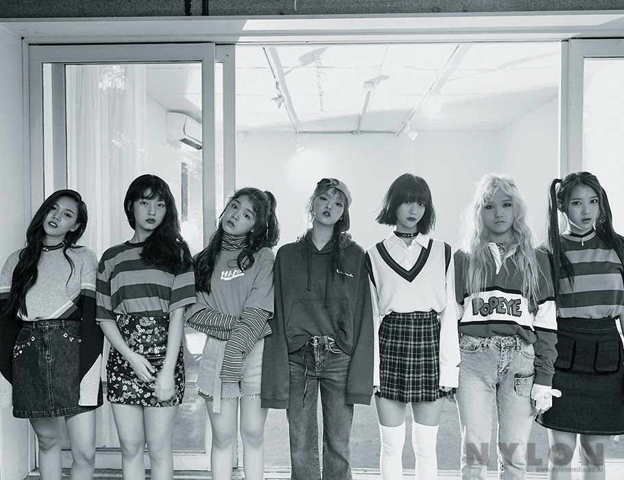 Oh My Girl - Nylon Magazine October Issue '16