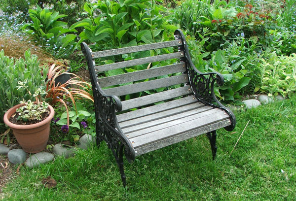 Supersized Garden Seats